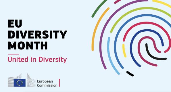 Participez à l'évènement de lancement du mois européen de la Diversité, le 4 mai