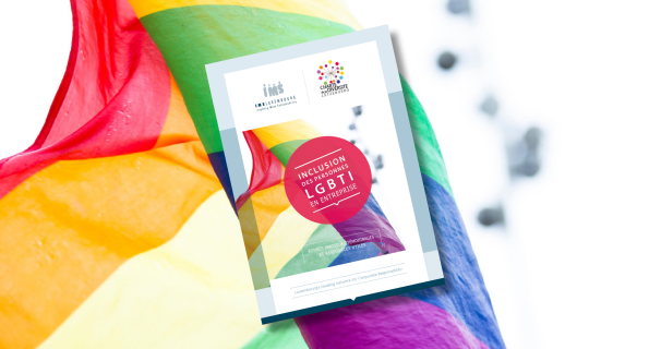 """Release of the first best practices guide """"LGBTI inclusion in the workplace"""""""