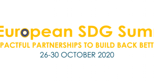 Participate in CSR Europe's SDG Summit 2020